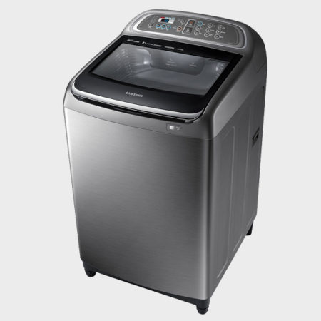 Samsung WA14J 雙效手洗系列 - 14KG 魔力銀