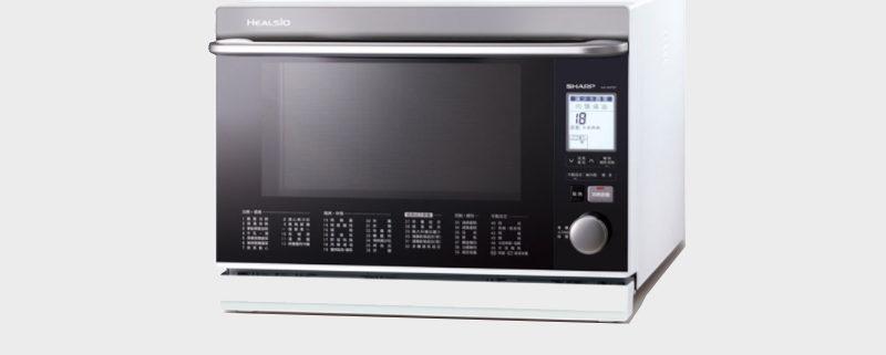 Sharp Healsio 水波爐AX-WP5T(W)
