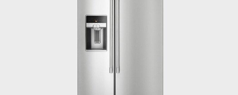 MAYTAG美泰克兩門對開式冰箱 - MSS26C6MFZ